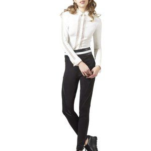 Anne Fontaine Ivory Alexandra Blouse